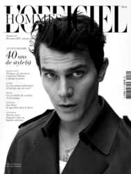 L'Officiel Hommes Covers