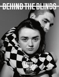 Maisie Williams & Reuben Selby Portraits