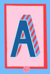 Alphabet Still