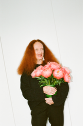 Grace Coddington Celebrities
