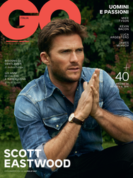 GQ ITALIA Covers